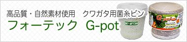 フォーテック G-pot
