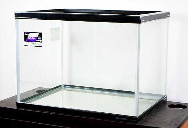 送料無料】 ニッソー 60x45x45cmガラス水槽 NS-7M ...